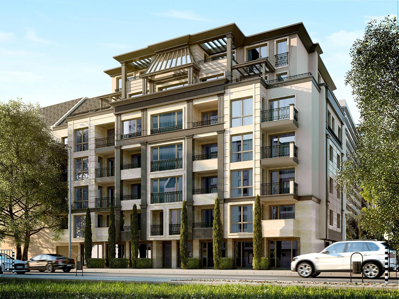 Нова сграда - Mellia Бургас